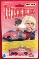 Thunderbirds: Lady Penelope's Rolls-Royce FAB 1 - Die-Cast Vehicle - Sealed on Card (A)